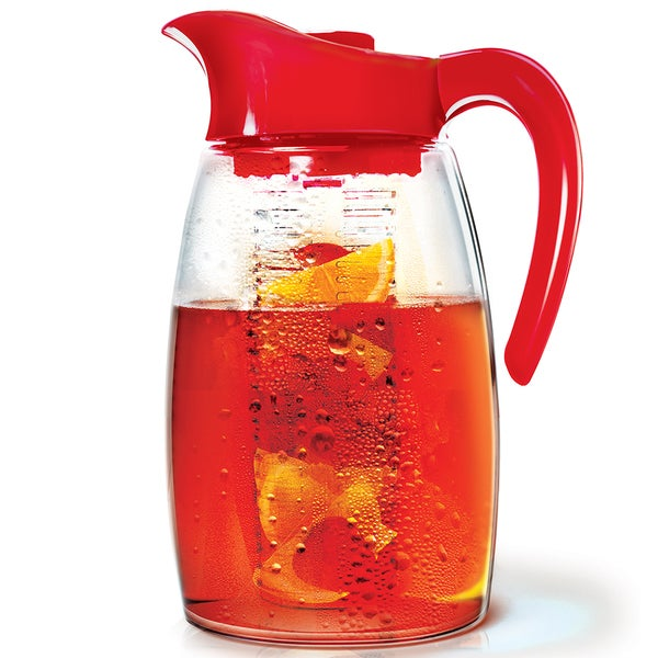 Epoca Cherry Beverage System Pitcher