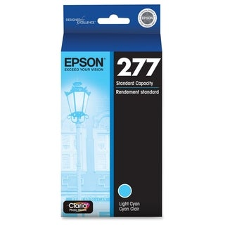 Epson Claria 277 Ink Cartridge - Light Cyan