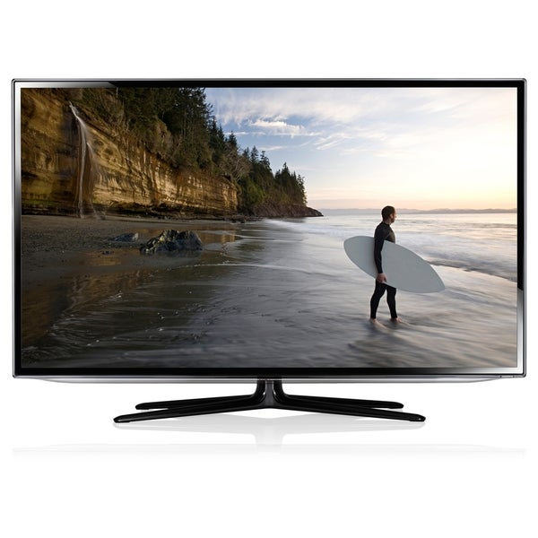 "Samsung 6100 UN60ES6100 60"" 1080p LED-LCD TV - 16:9 - HDTV - 120 Hz"