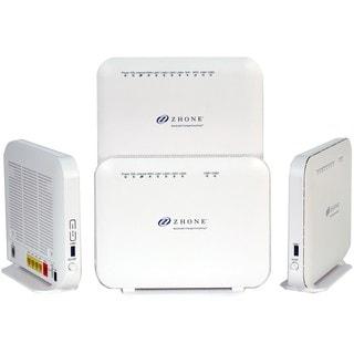 Zhone 6728-W1 IEEE 802.11n Modem/Wireless Router