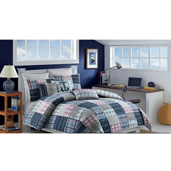 Nautica Chatham Cotton Duvet Cover