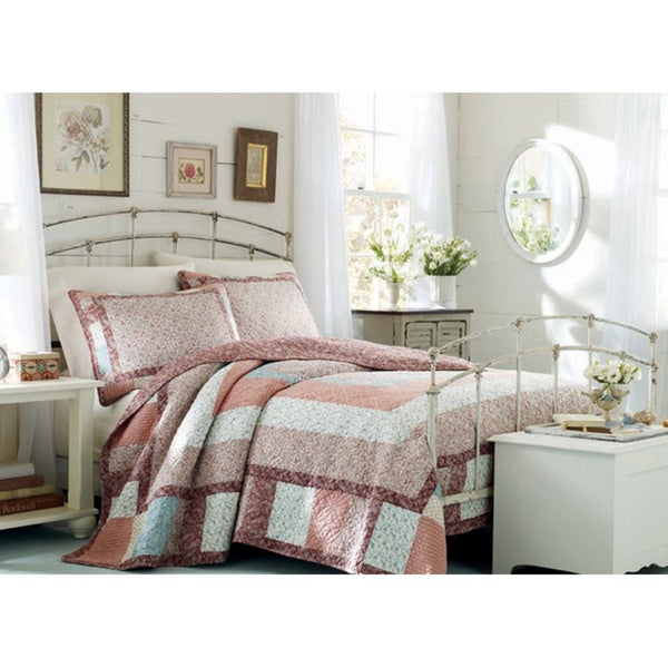 Laura Ashley Kennington Cotton Quilt