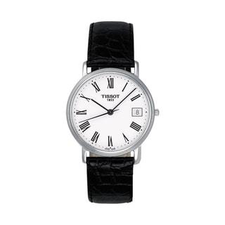 Tissot Men's T52.1.421.13 'Desire' White/ Black Steel Watch