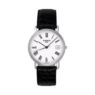 Tissot Men's T52.1.421.13 'Desire' White/ Black Steel Watch
