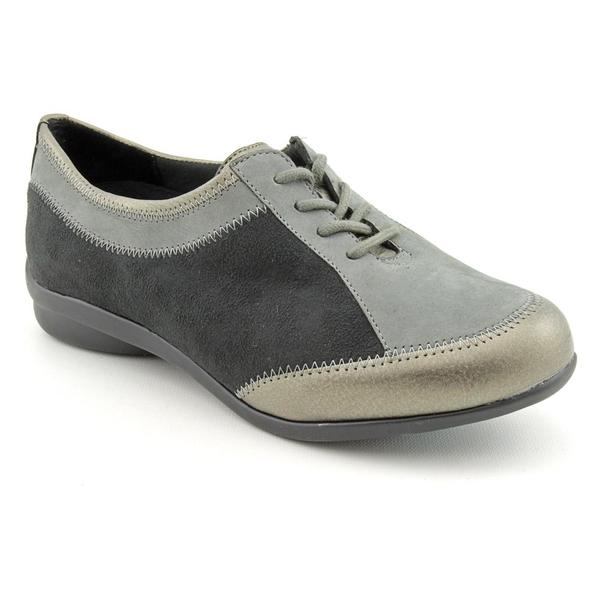 Barefoot Freedom by Drew Women's 'Keena' Leather Casual Shoes - Narrow (Size 11)