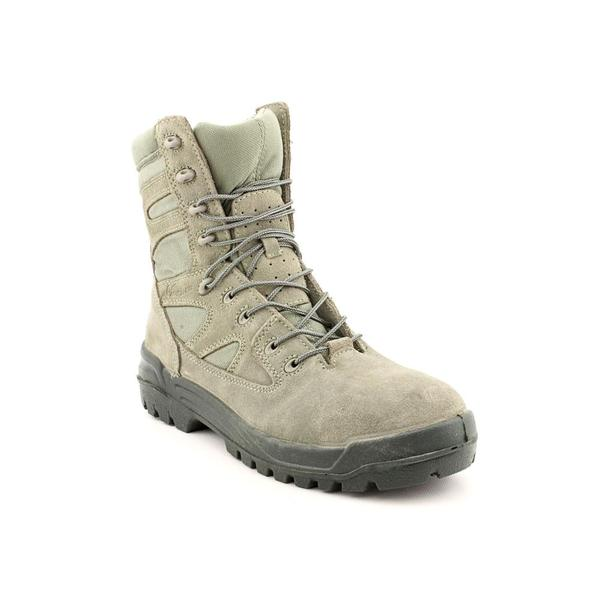Wellco Men's 'Hot Weather' Basic Textile Boots (Size 6)
