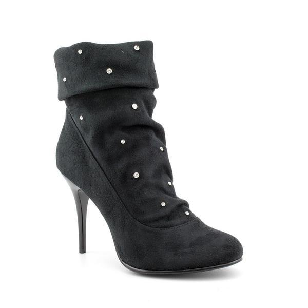Nina Women's 'Bazeel' Basic Textile Boots