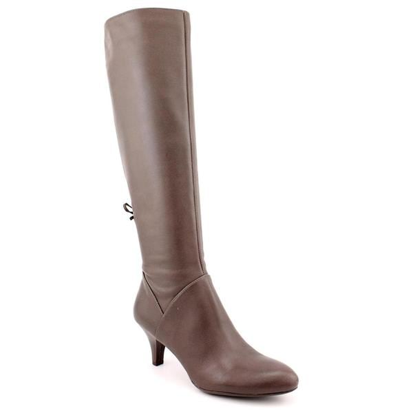Naturalizer Women's 'Dinka' Leather Boots - Wide