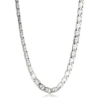 Stainless Steel Marine Link Chain Necklace