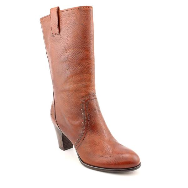 Frye Women's 'Fiona Studded' Leather Boots (Size 9.5)