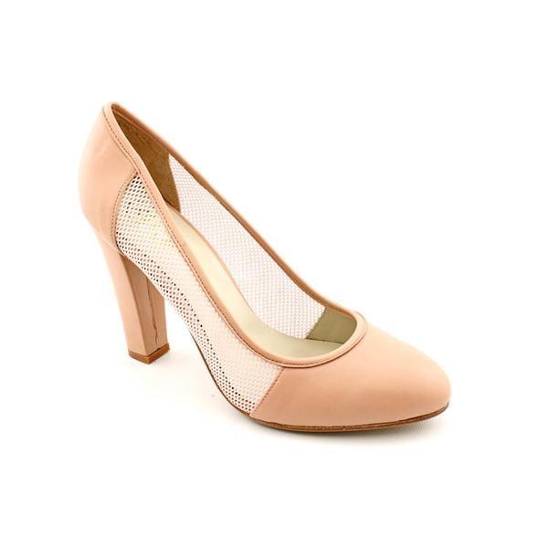 Candela Women's 'Sh613' Leather Dress Shoes (Size 10)