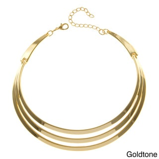 Alexa Starr Three-row Choker Necklace