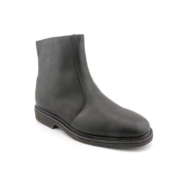 Fin & Feather Men's '607971' Leather Boots - Wide (Size 8.5)