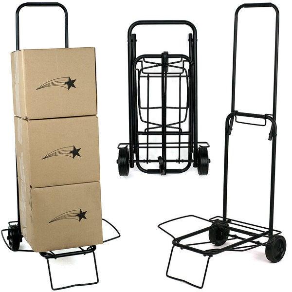 Folding Rolling Utility Cart