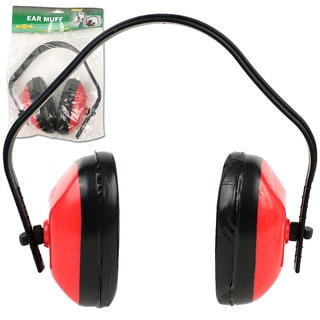 Stalwart Extra Comfort Hearing Protection Ear Muffs