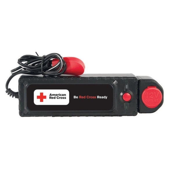 American Red Cross Rechargeable Battery Charger