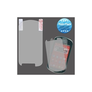 INSTEN Clear Screen Protector Film for Samsung M950 Galaxy Reverb (Pack of 2)