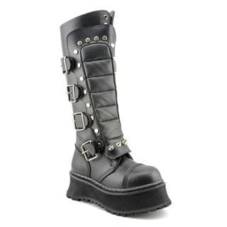 Demonia Women's 'Ravage-II' Leather Boots (Size 7)