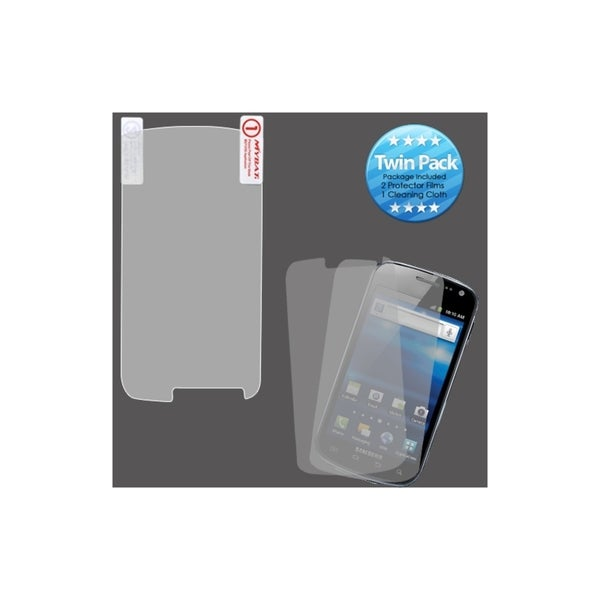 INSTEN Screen Protector Film for Samsung i577 Galaxy Exhilarate (Pack of 2)