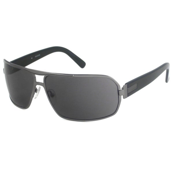 Guess Men's GU6422 Wrap Sunglasses