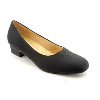 Trotters Women's 'Doris' Microfiber Dress Shoes - Extra Narrow (Size 9)