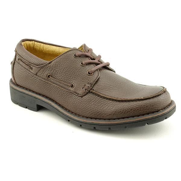 Nunn Bush Men's 'Decker' Leather Dress Shoes