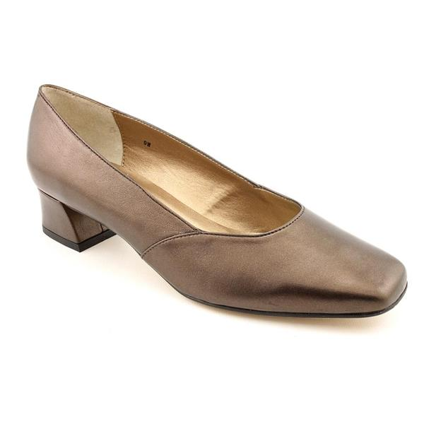 vaneli s daffie leather dress shoes narrow size