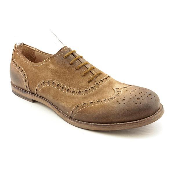 Area Forte Men's '5080' Leather Dress Shoes (Size 6.5)