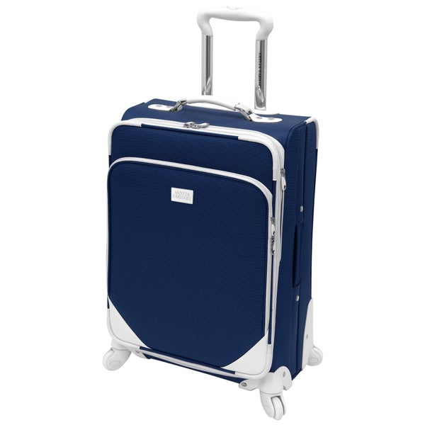 Amelia Earhart Milano 360 21-inch Expandable Carry-on Spinner Upright