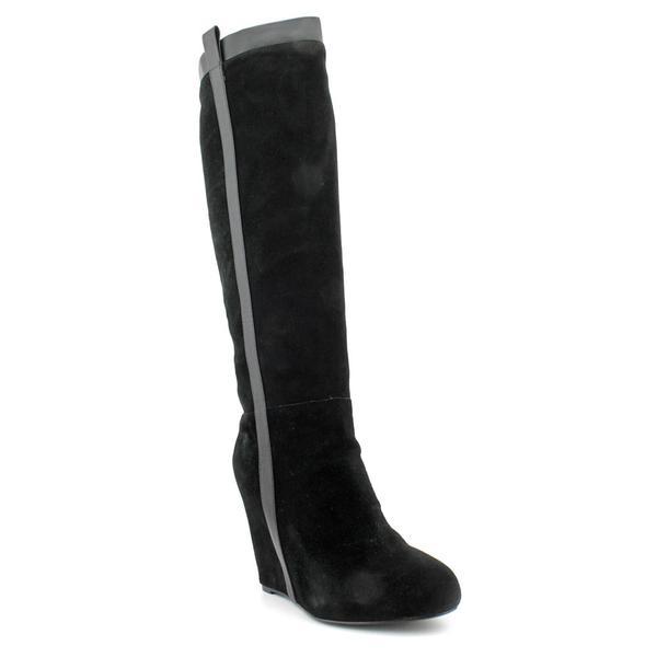 Pour La Victoire Women's 'Wenda' Regular Suede Boots (Size 8.5)