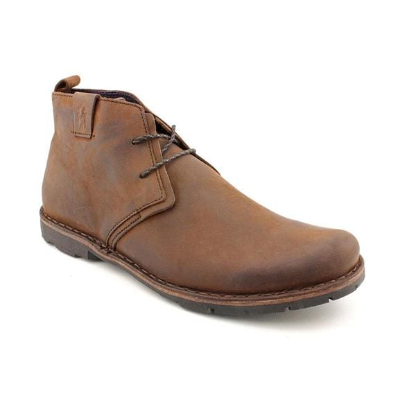 Fly London Men's 'Oliie' Leather Boots (Size 12)