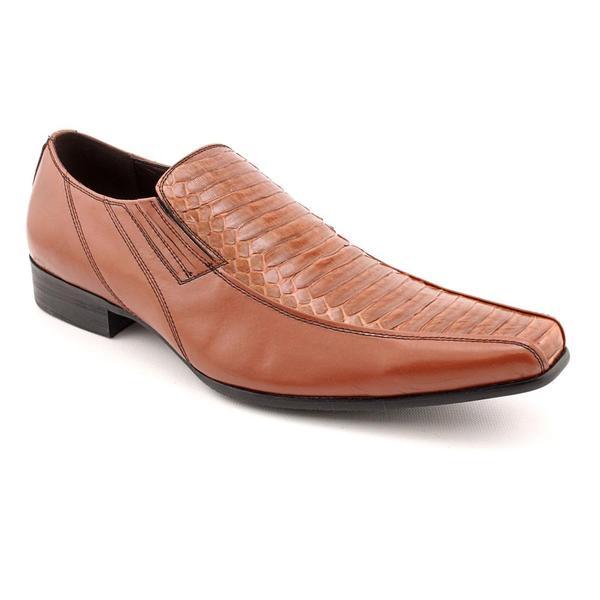 Steve Madden Men's 'Hackett' Leather Slip Ons