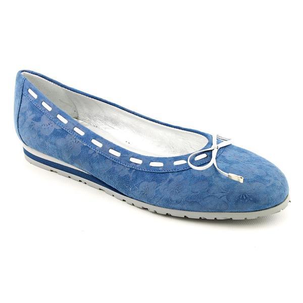 Amalfi By Rangoni Women's 'Campa' Regular Suede Casual Shoes - Narrow (Size 6.5)