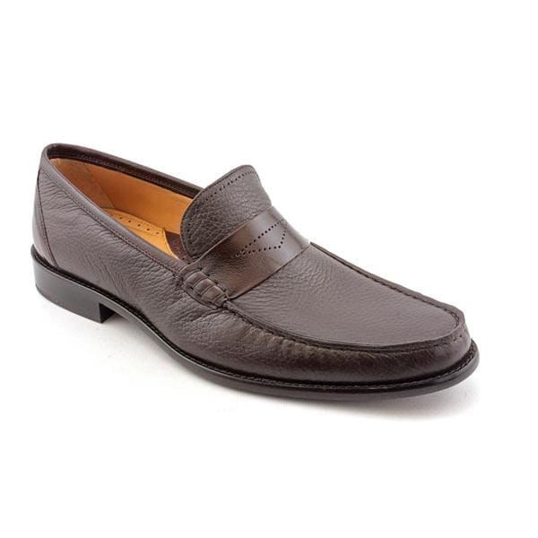 Johnston & Murphy Men's 'Chilldress Penny' Leather Dress Shoes
