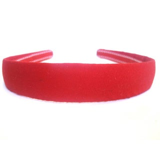 Crawford Corner Shop 3/4-inch Fiery Red Headband