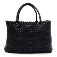 Ann Creek Women's Woven 'Pyramid' Tote Bag