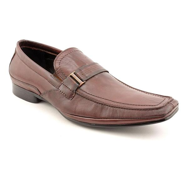 Kenneth Cole NY Men's 'San Tro' Leather Dress Shoes (Size 10)