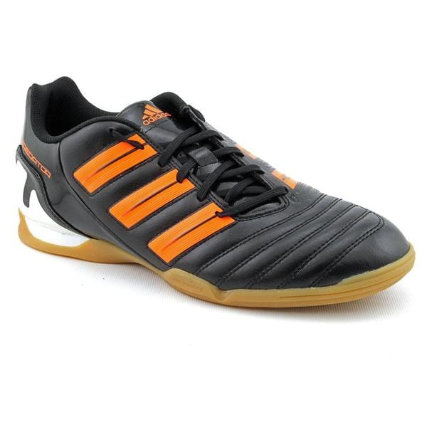 Adidas Men's 'Predito IN' Leather Athletic Shoe (Size 11)