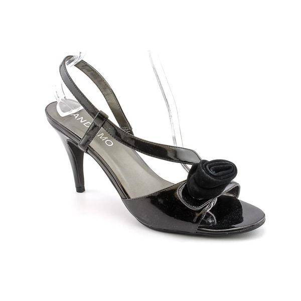 Andiamo Women's 'Life' Patent Sandals (Size 10)