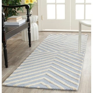 Safavieh Handmade Cambridge Dellie Modern Moroccan Wool Rug