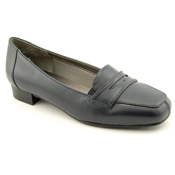 David Tate Women's 'Penny' Leather Dress Shoes - Narrow (Size 12)