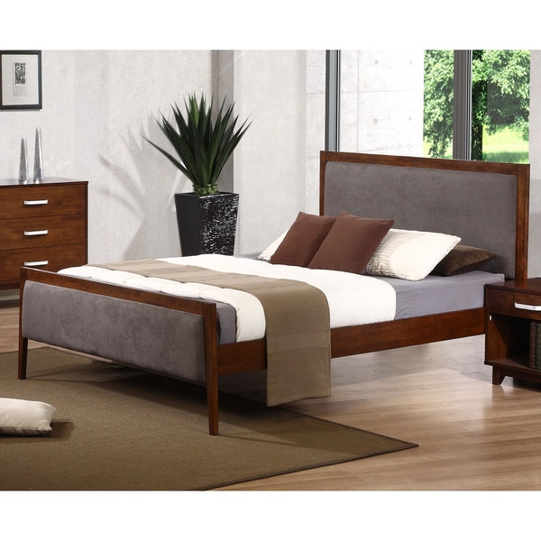 Shop Draper Queen Bed Free Shipping Today Overstock