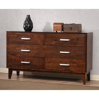 Draper 6 drawer Dresser. Dressers   Chests For Less   Overstock com