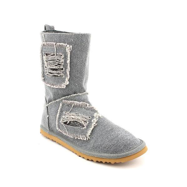 Australia Luxe Collective Women's 'Pasha' Canvas Boots (Size 6)