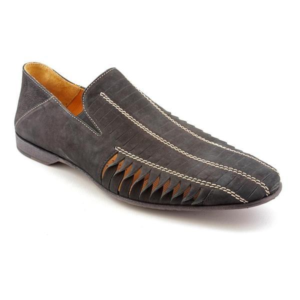 Donald J Pliner Men's 'Perry-B6' Nubuck Casual Shoes (Size 13)