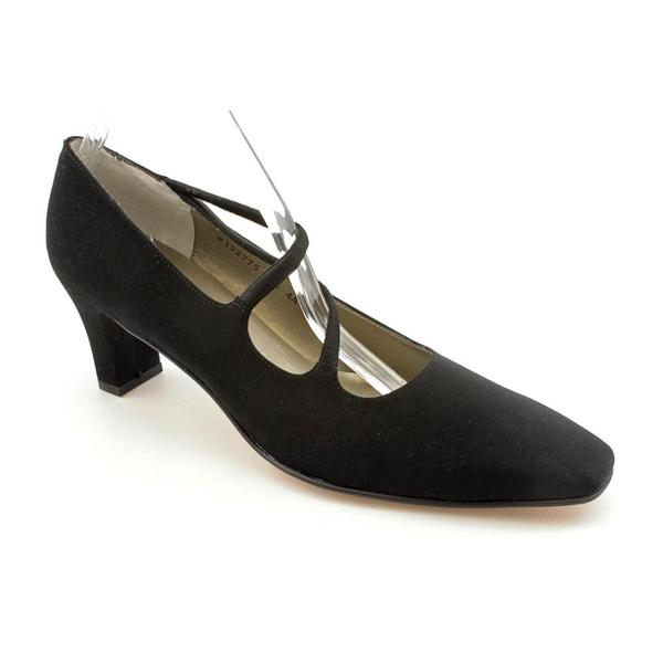 Ros Hommerson Women's 'Clarin' Basic Textile Dress Shoes - Extra Narrow (Size 10.5)