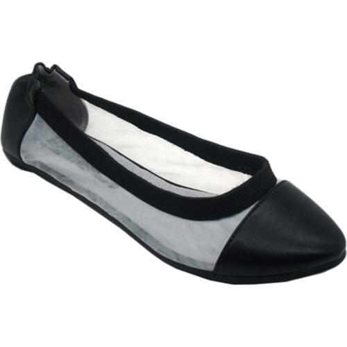 Women's Footzyfolds Caroline Black