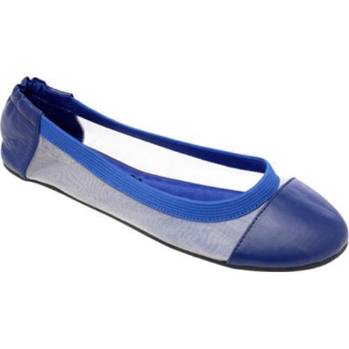 Women's Footzyfolds Teresa Blue