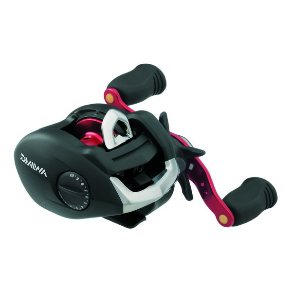 d361092f525 Shop Daiwa Megaforce THS Baitcasting Reel with Twitchin' Bar, - Free  Shipping Today - Overstock - 7749674