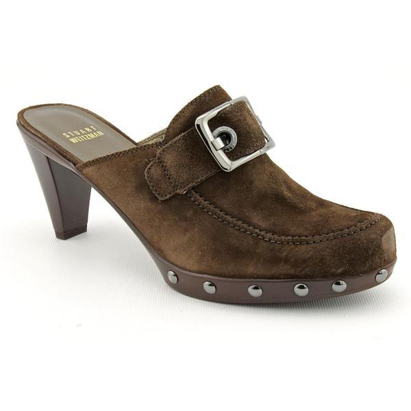 Stuart Weitzman Women's 'Double Agent' Faux Suede Casual Shoes